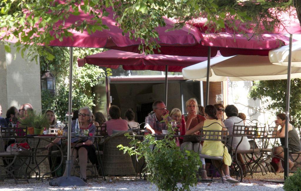 Chateau Establon Provence Restaurants #TastesofProvence @PerfProvence