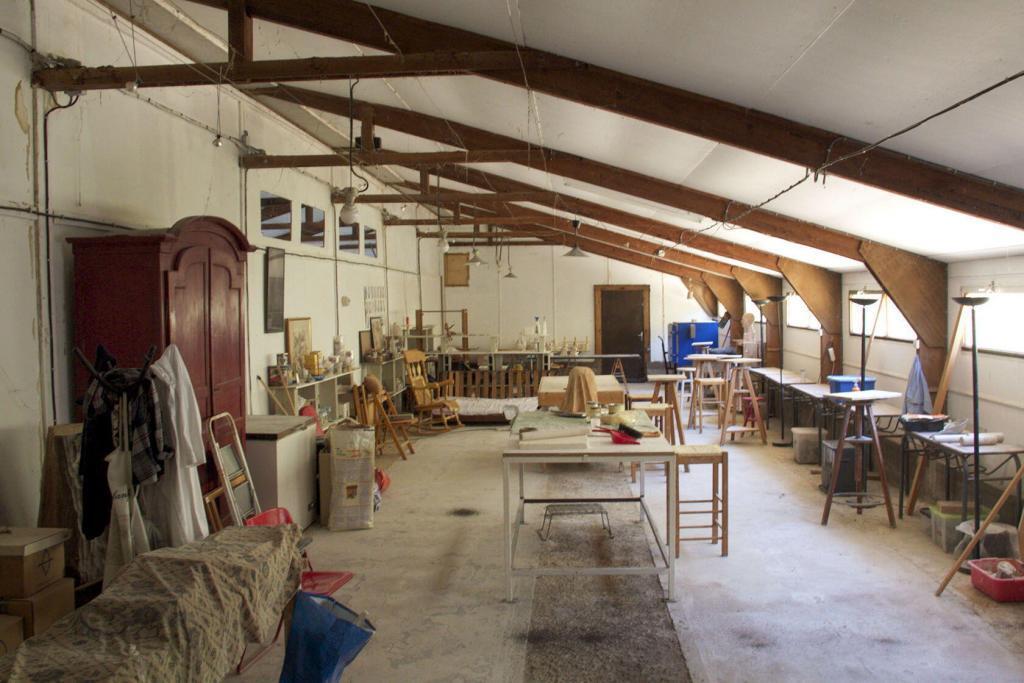Atelier Fourwinds #Aureille #Artists @PerfProvence