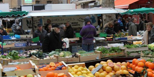 International Culinary Tours Markets in Provence Tastes of Provence @PerfProvence