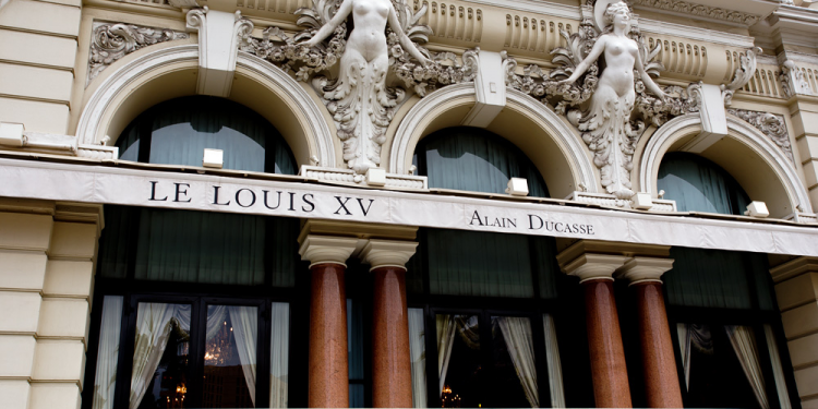 Louis XV in Monaco @AccessRiviera