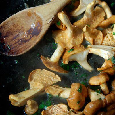 sauteed mushrooms @CocoaandLavender