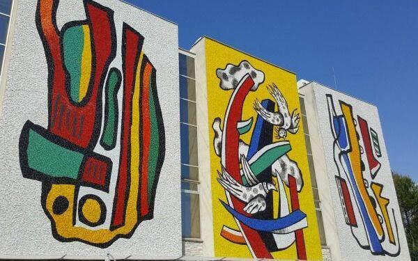 Fernand Leger Museum @FibiTee