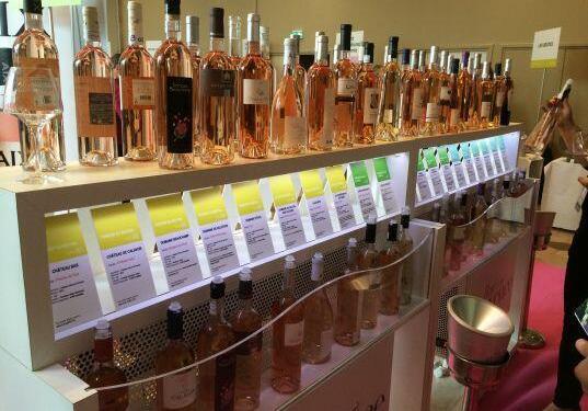 Wine Tasting Coteaux d'Aix @LizGabayMW