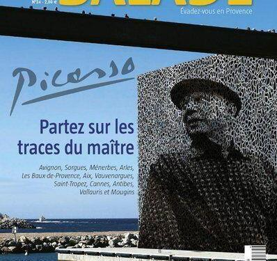 Picasso Walk @Aixcentric