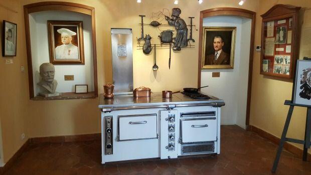 Escoffier Museum @FibiTee
