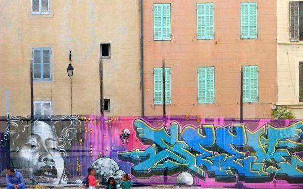 Street Art #Marseille @FibiTee