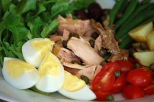 Salad Nicoise @CocoaandLavender