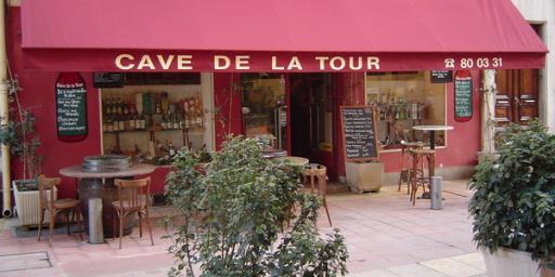 Favourite Wine Bars Cave de la Tour #Nice06 @RivieraGrape