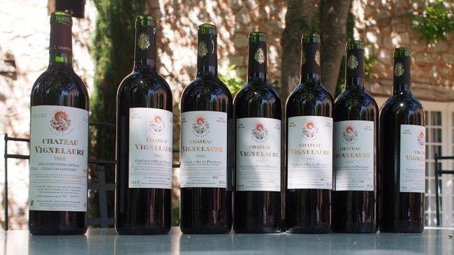 Chateau Vignelaure #WinesofProvence @Susan_PWZ