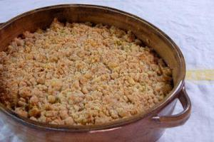 Chicken Crumble #Recipe @CocoaandLavender