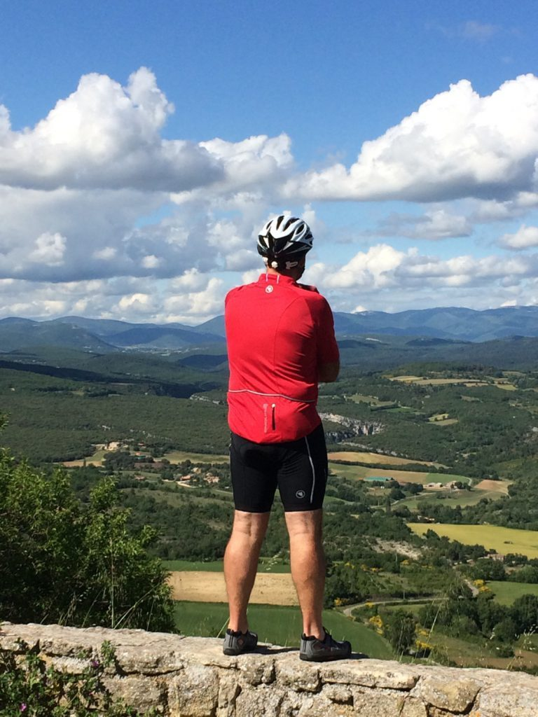 Cycling in the Luberon @VaucluseDreamer