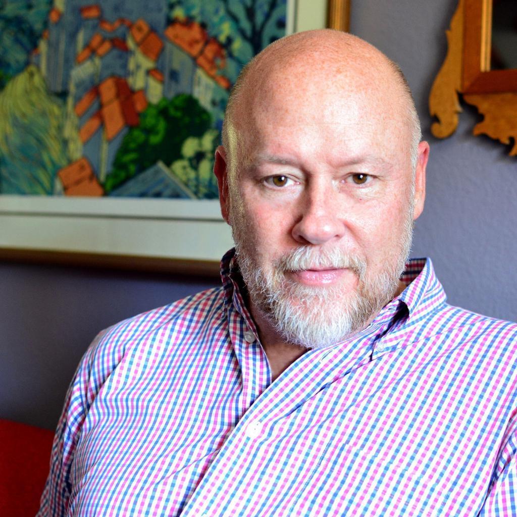 David Scott Allen Cocoa and Lavender