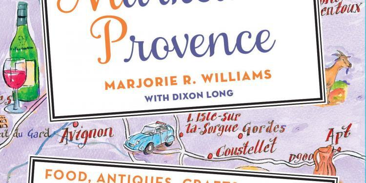Markets of Provence #book #markets #TastesofProvence Marjorie Williams @w_marjorie