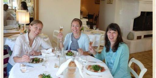 Lunch in Provence @TableenProvence
