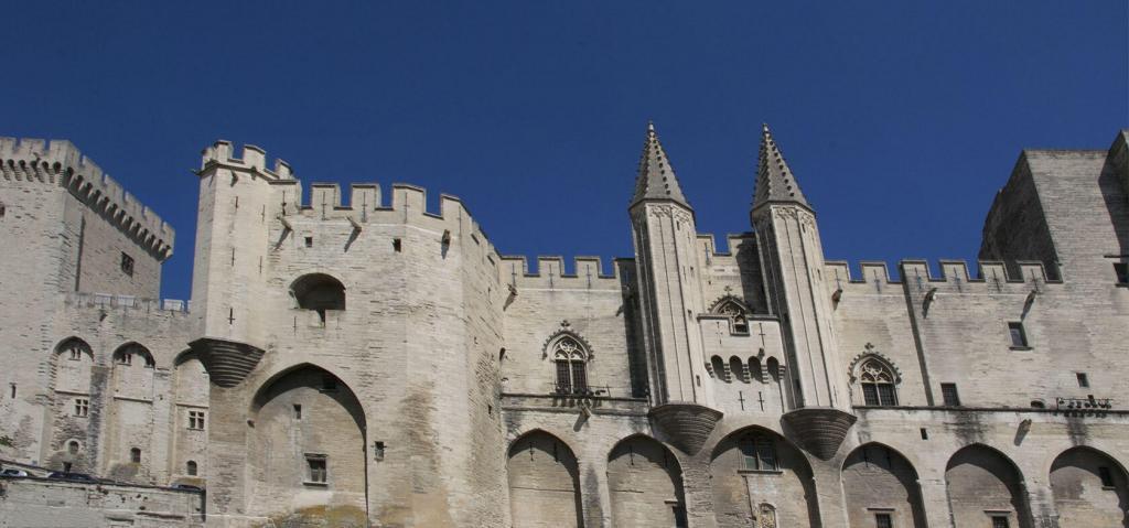 Palais des Papes #Avignon @PerfProvence