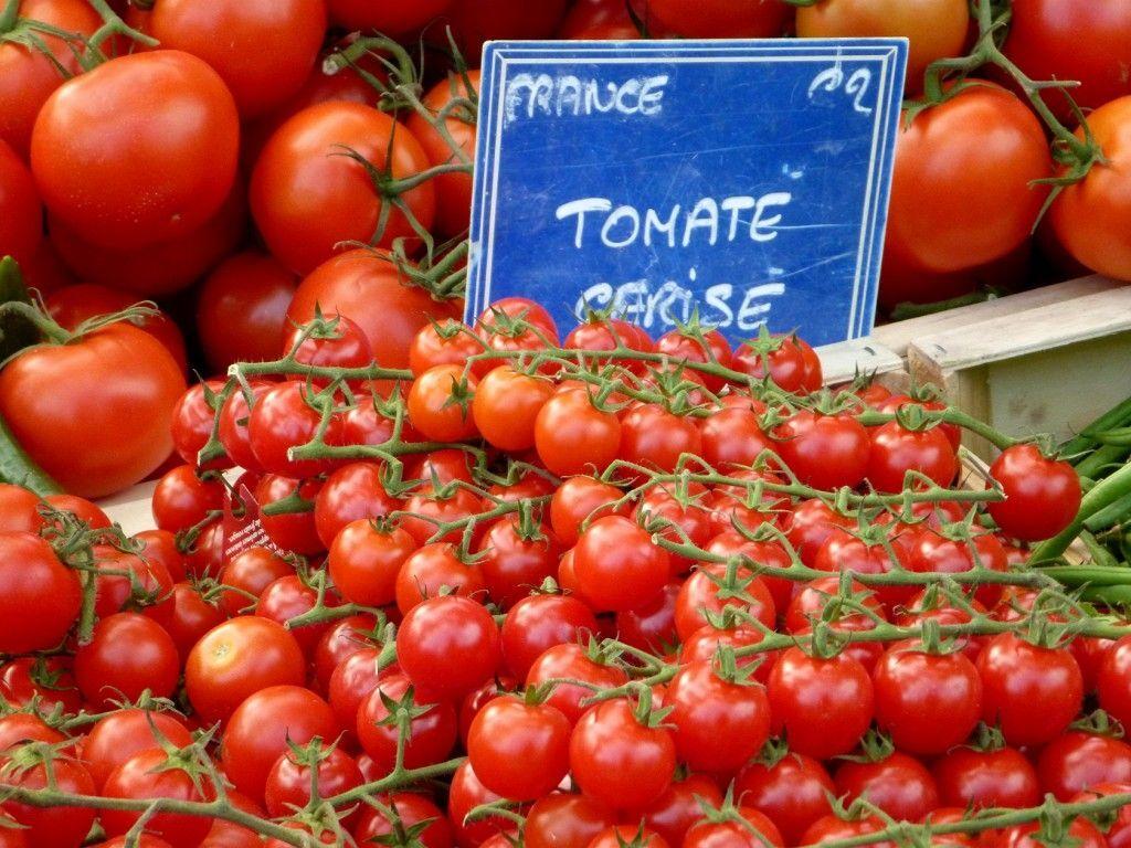 Tomatoes #TastesofProvence @PerfProvence