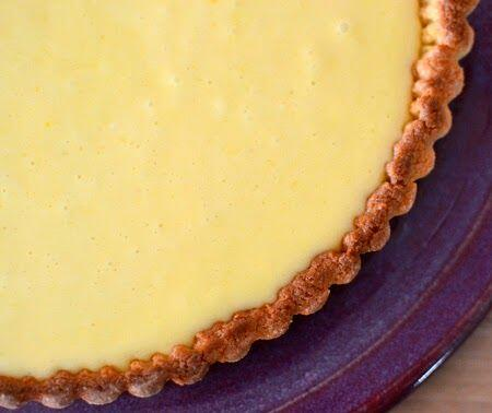 Lemon Tart #Recipe @CocoaandLavender