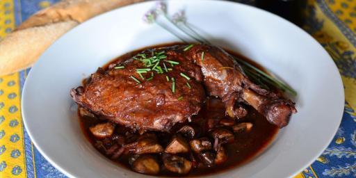 Coq au Vin Tastes Provence @CocoaandLavender