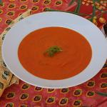 Fennel Tomato soup with Pastis @CocoaandLavender