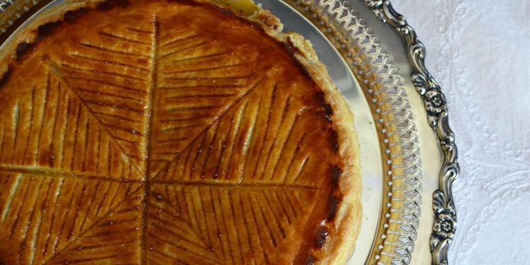 Galette des Rois Kings Cake Provence @CocoaandLavender