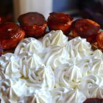 Gâteau Saint-Honoré Tastes Provence @CocoaandLavender