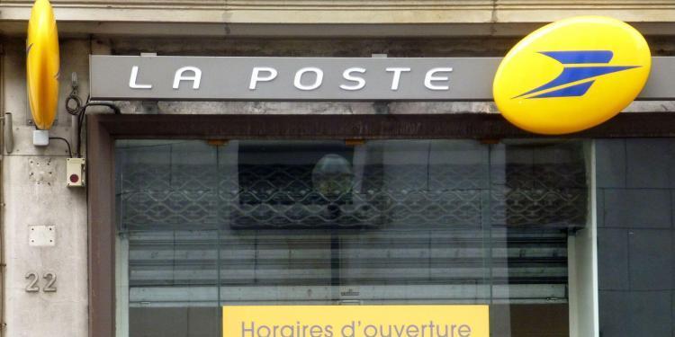la poste #LaPoste #France @PerfProvence