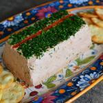 Tuna Appetizer pate au thon Tastes Provence @CocoaandLavender