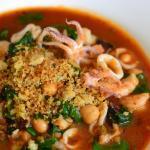 Provençal Seafood Stew @CocoaandLavender