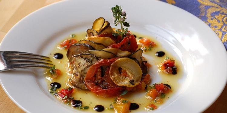 Provencal Ratatouille Tastes Provence @CocoaandLavender