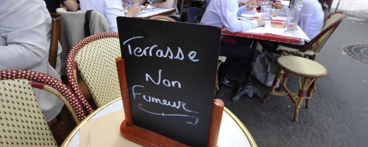 terrasse non fumeur francesoir @AccessRiviera