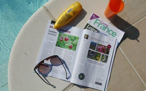 My French garden summer in Alpes-Maritimes @Fibitee