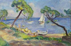 Charles Camoin @MuseeGranet @Aixcentric