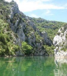 Lac de Quinson @Aixcentric #VisitVar