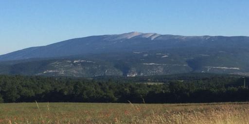 Mont Ventoux a big ride @ProvenceTayls