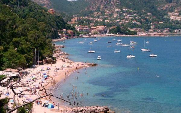 French Riviera beaches @Fibitee