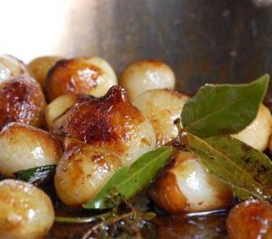 Cooked onions @Cocoaandlavender