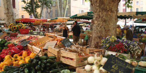 Aix en Provence Market @BillMagill