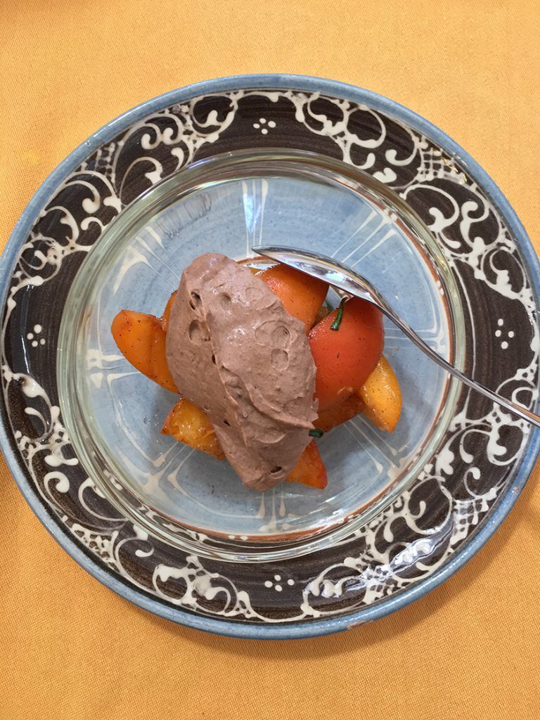 Apricot dessert #CooknwithClass @PerfectlyProvence
