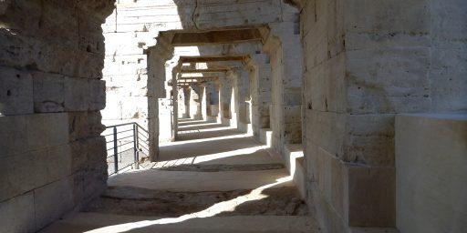 Arles History Roman Arena Explore Provence @PerfProvence