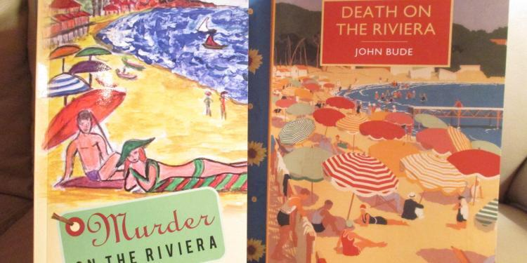 Death on the Riviera #Book @MaryJaneDeeb