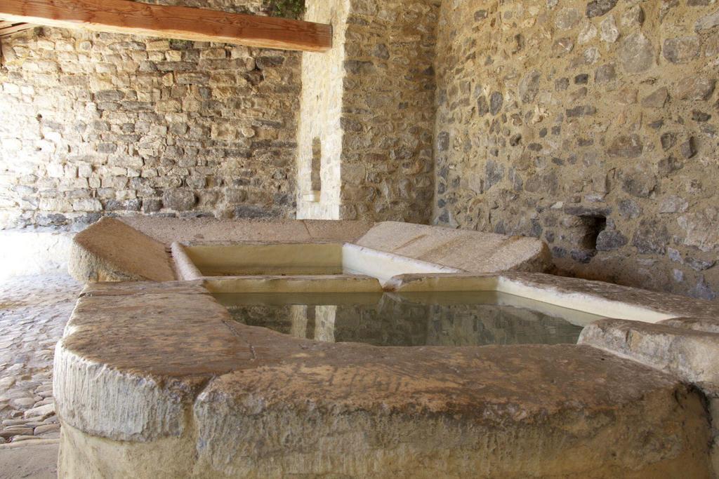 Lavoir Seguret #ProvenceHistory Laundry @PerfProvence