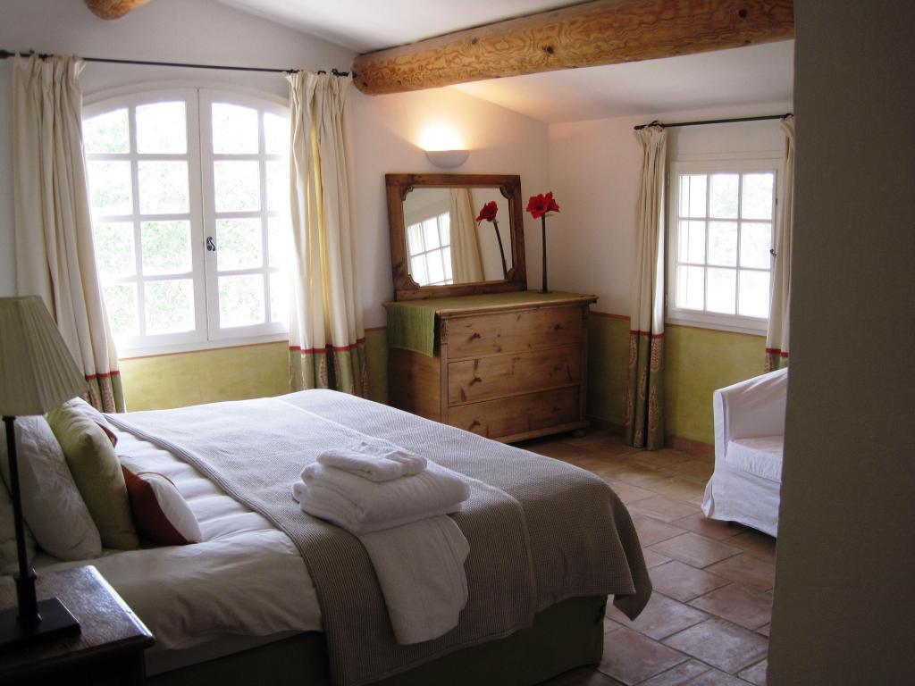 Mas de la Boissiere Bedroom