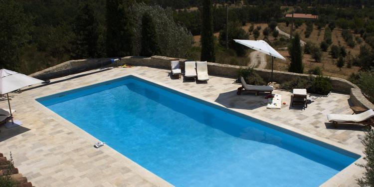 Luberon Accommodation Les Vallons pool