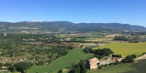 Vaucluse views of Mont Ventoux @VaucluseDreamer