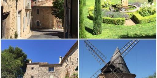 Photos of Goult in the Luberon #ExploreProvence @DavidTayls