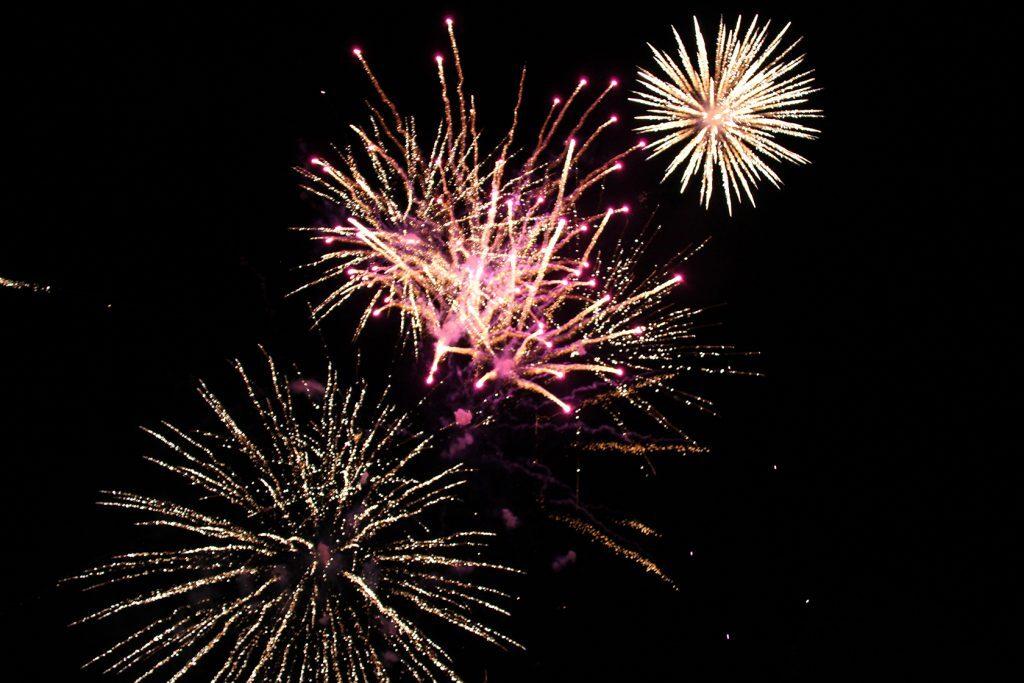 Bastille Day Fireworks @PerfProvence