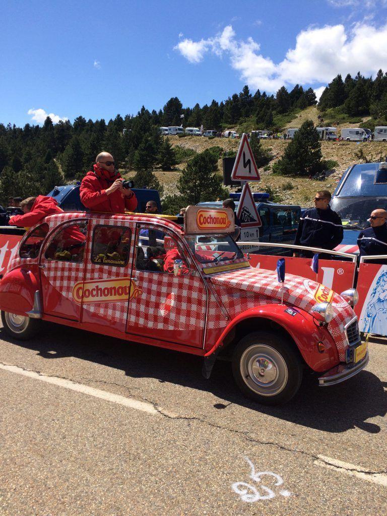 Caravan #TourdeFrance @VaucluseDreamer