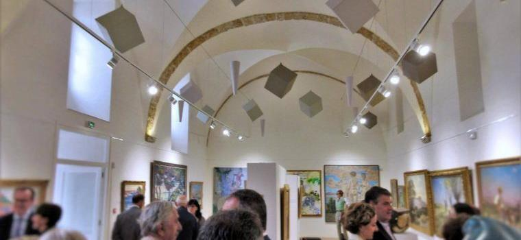 Centre D'Art La Falaise #Cotignac @MirabeauWine
