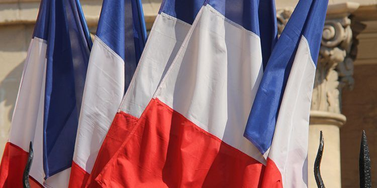 French Flag @PerfProvence