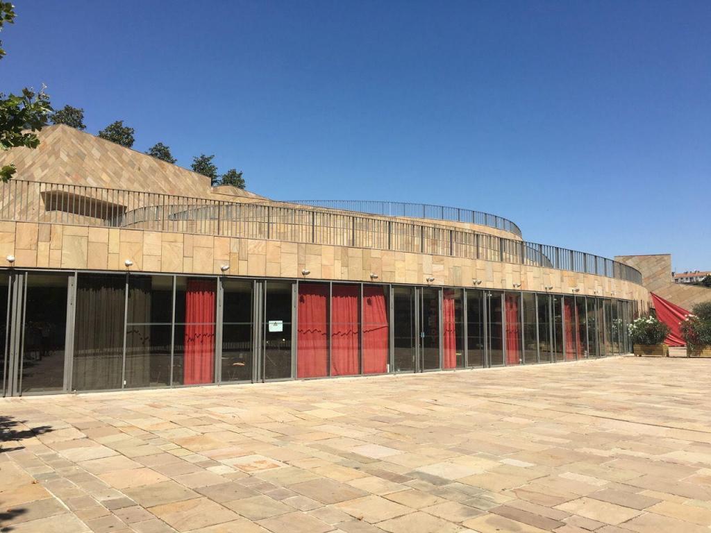 Grand Theatre de Provence #AixenProvence @PerfProvence